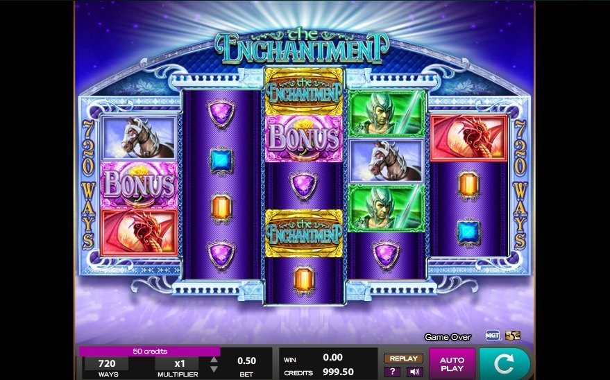 The Enchantment Slot Review