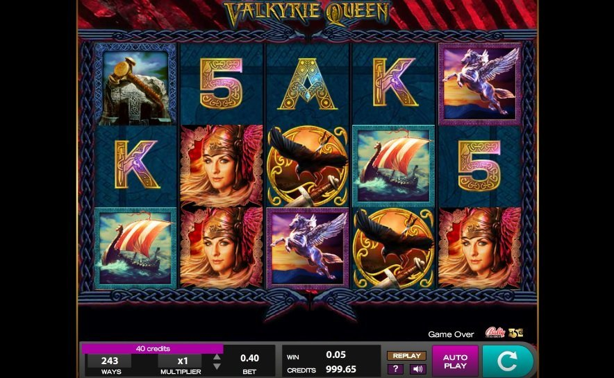 Valkyrie Queen Slot Review