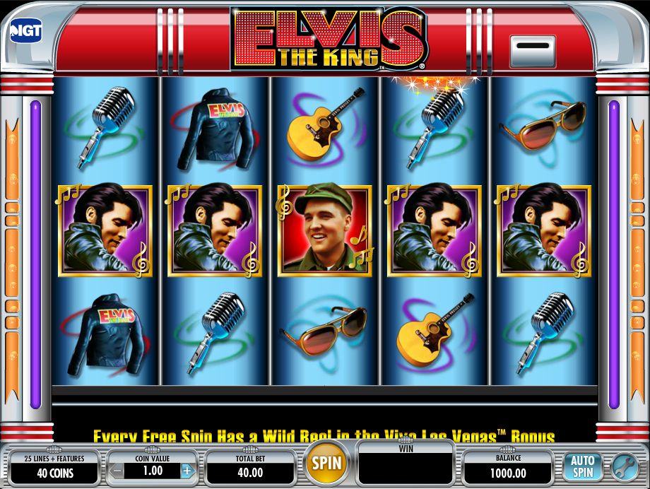 Elvis Slot Review