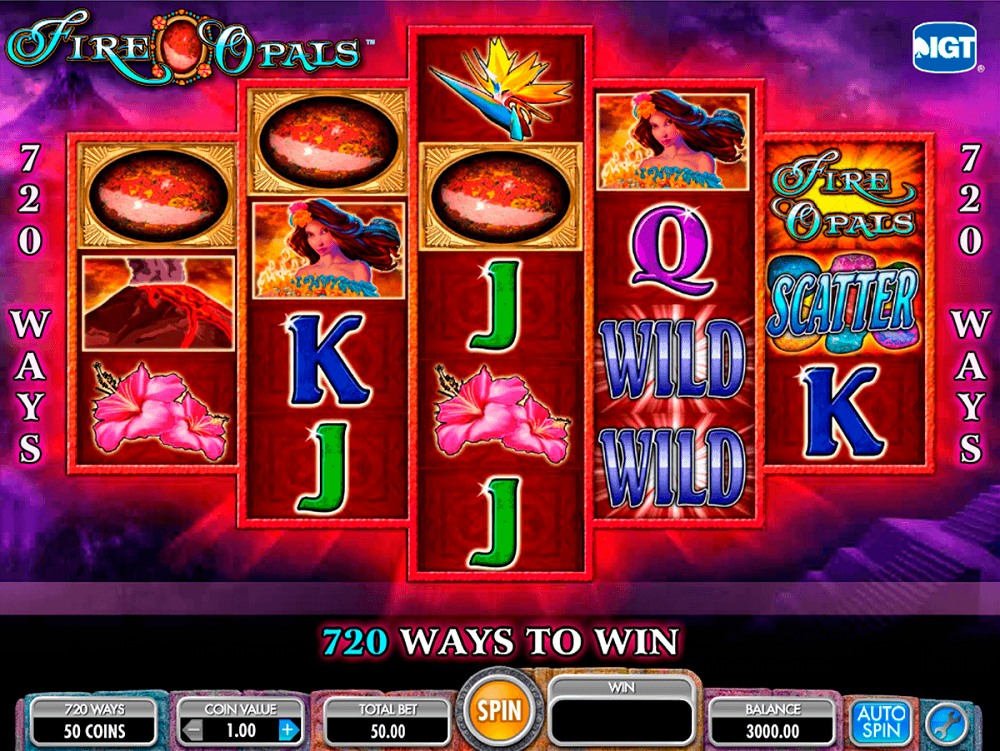 Fire Opals Slot Review