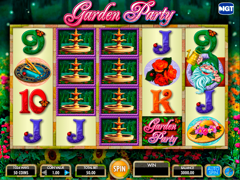 Garden Party Slot Review