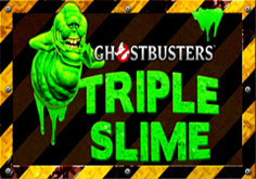 Ghostbusters Triple Slime Slot