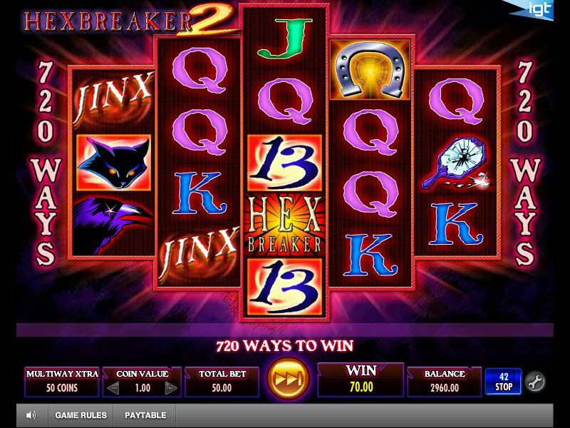 Hex Breaker Slots