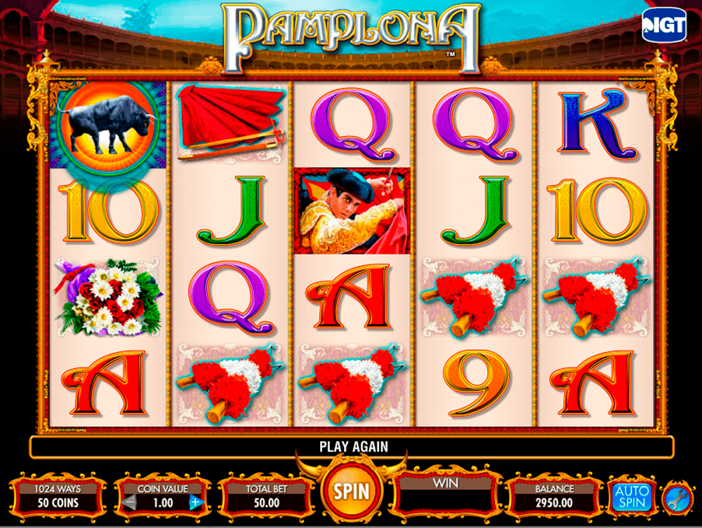Pamplona Slot Review