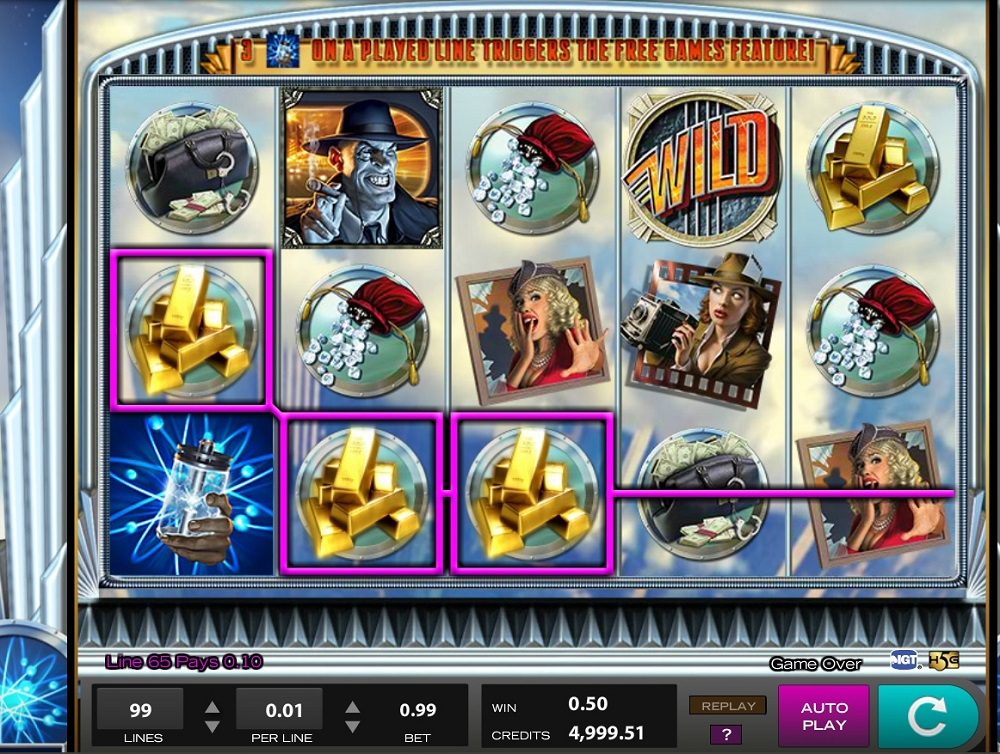 Rocket Man Slot Review