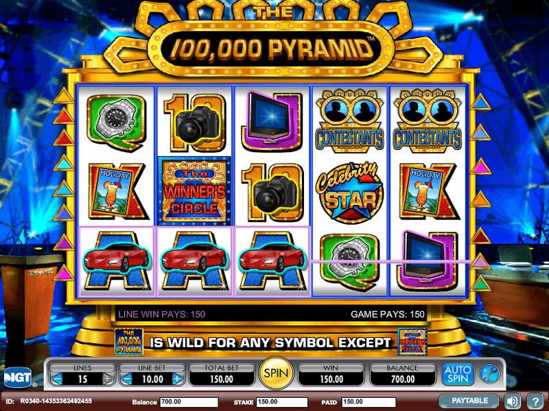 Pyramid Slot Games