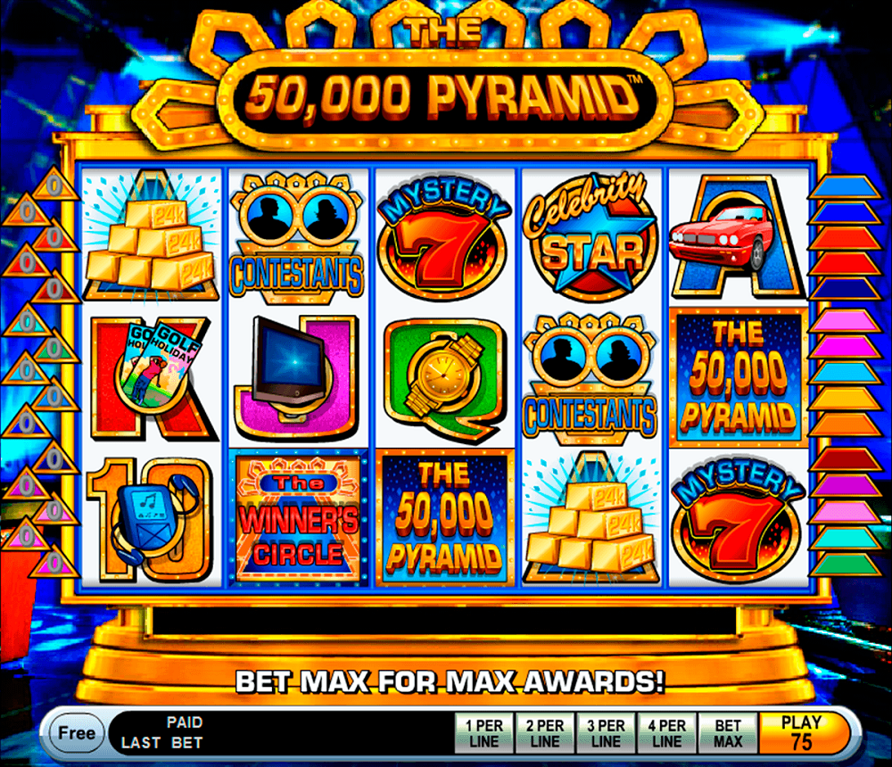 The 50000 Pyramid Slot Review