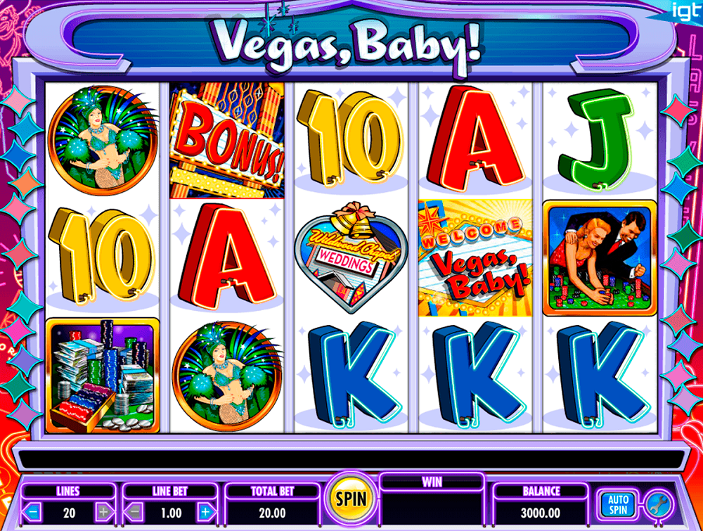 Vegas Baby Slot Review