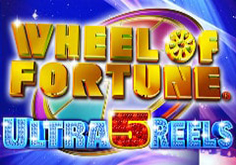 Wheel Of Fortune Ultra 5 Reels Slot