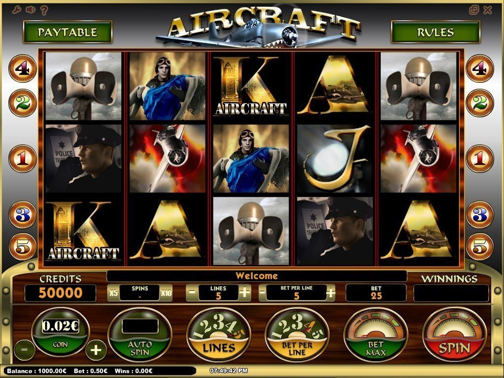 Aircraft Slot Review