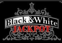 Black White Jackpot Slot