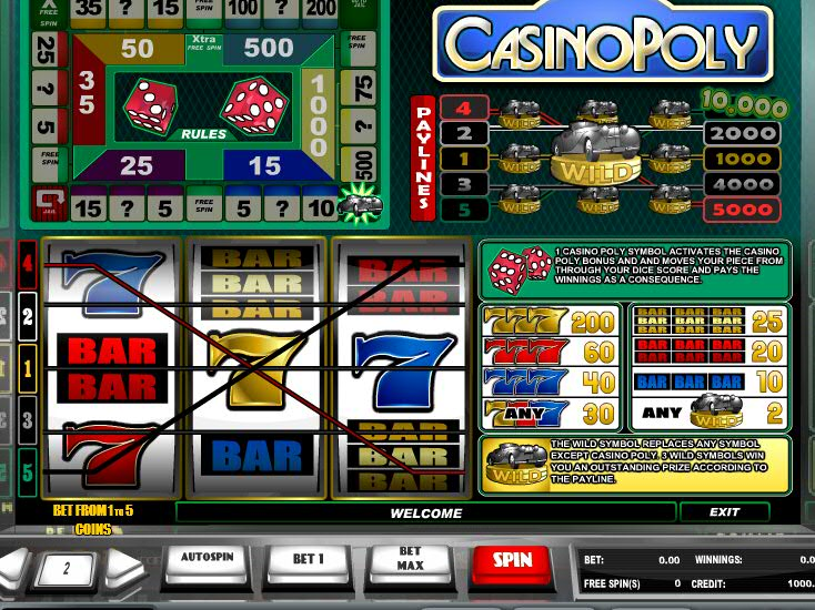 Casino Poly Slot Review