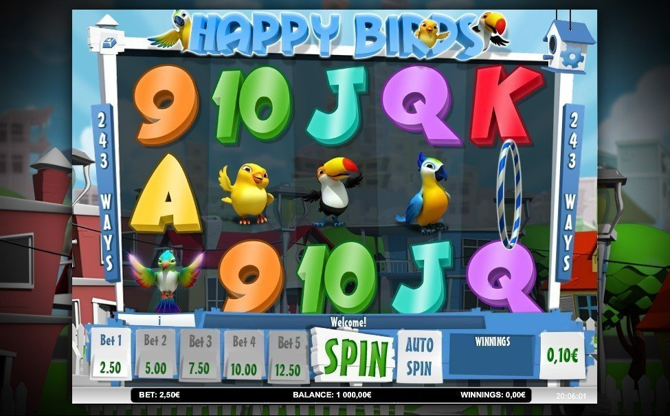 Happy Birds Slot Review