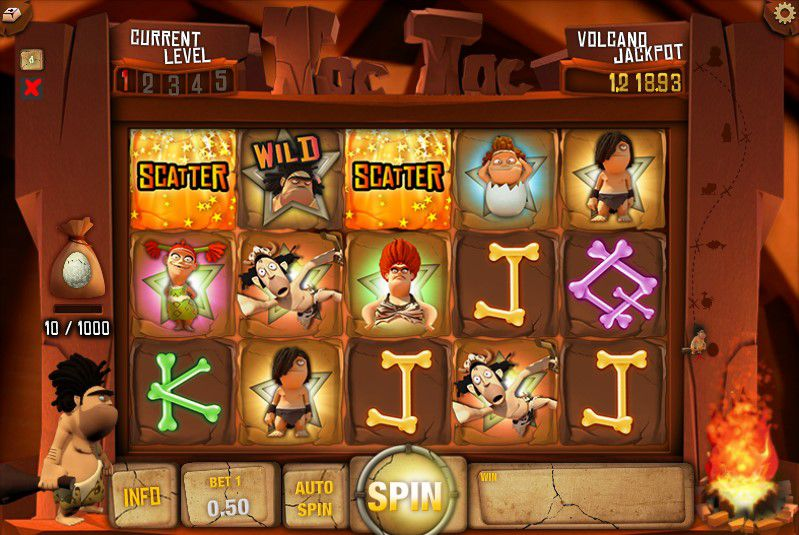 Toc Toc Slot Review