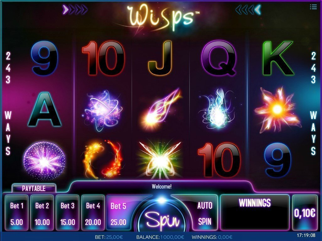 Wisps Slot Review