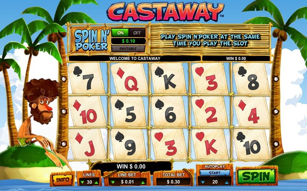 Castaway Slot Review