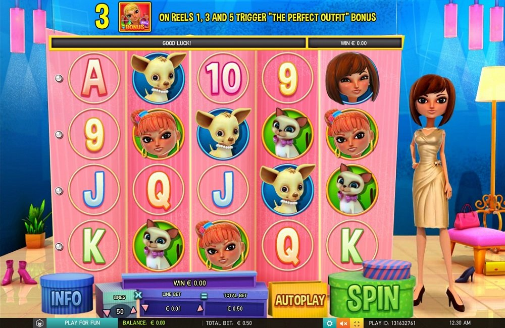 Glam Or Sham Slot Review
