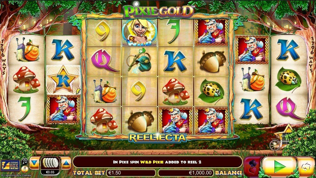 Pixie Gold Slot Review