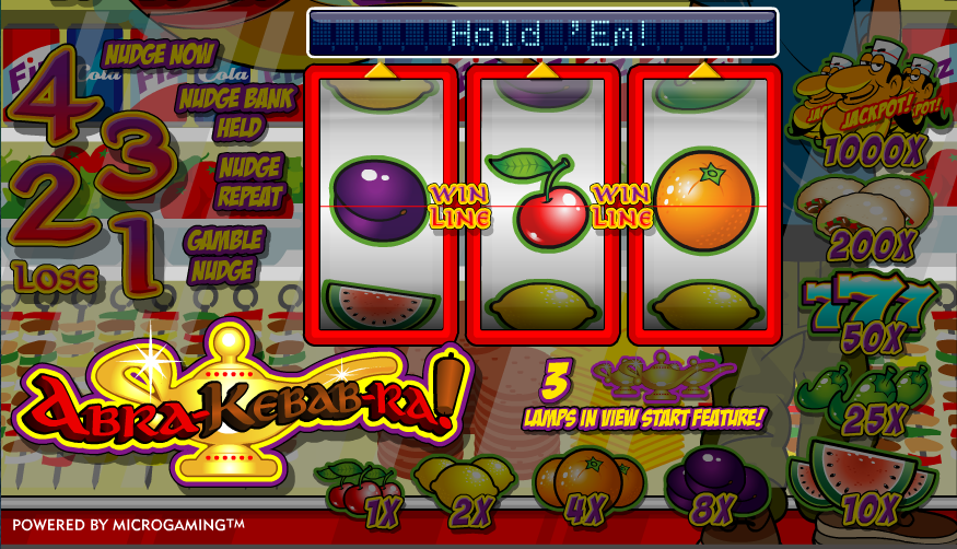 Abra Kebab Ra Slot Review