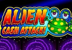 Alien Cash Attack Slot