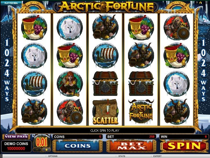 Arctic Fortune Slot Review