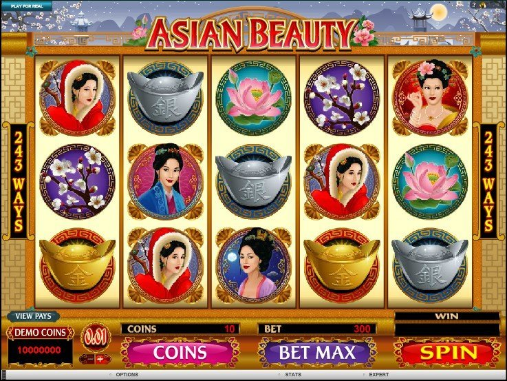 Asian Beauty Slot Review