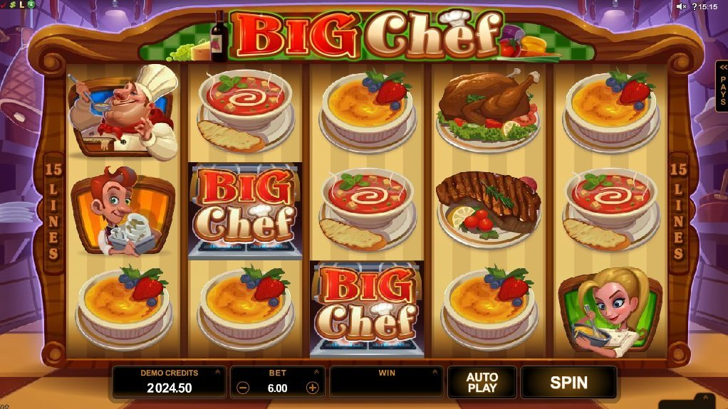 Big Chef Slot Review