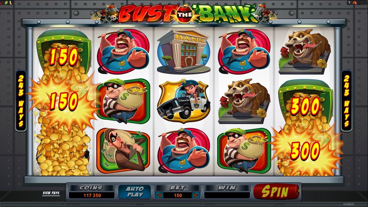 Bust The Bank Slot Review