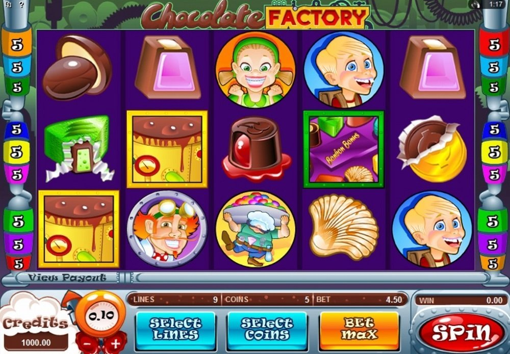 Spiele Chocolate - Video Slots Online