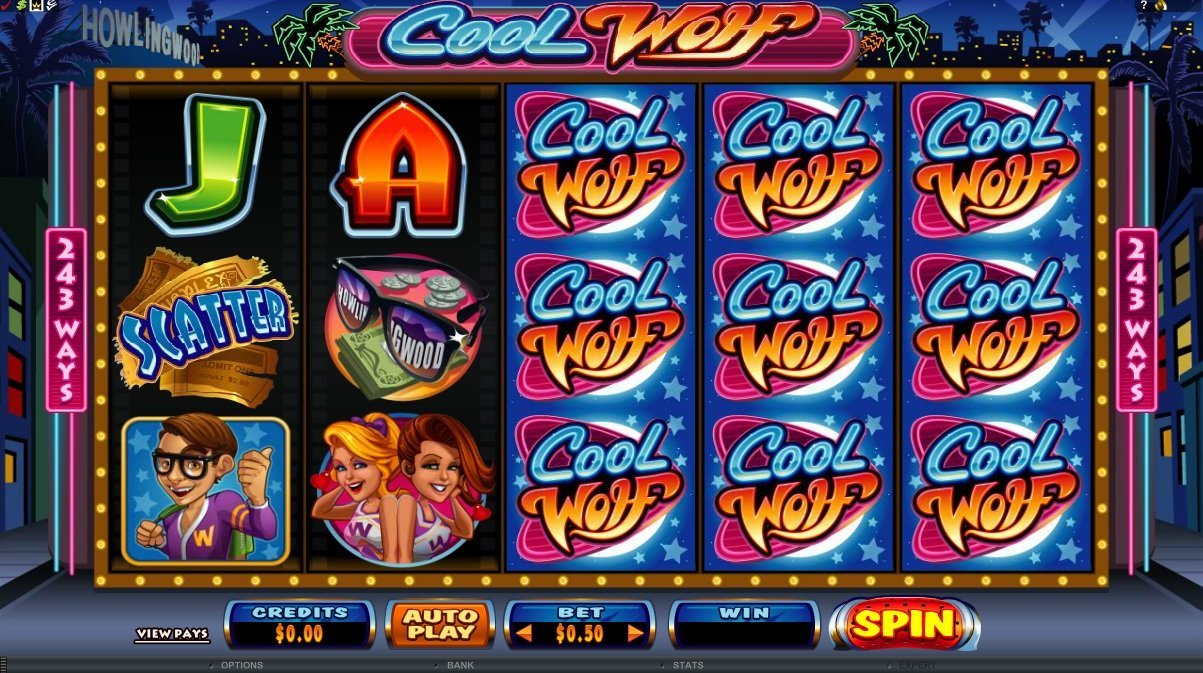 Cool Wolf Slot Review