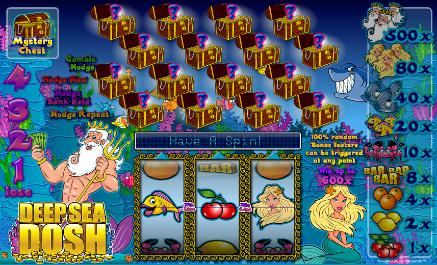 Deep Sea Dosh Slot Review