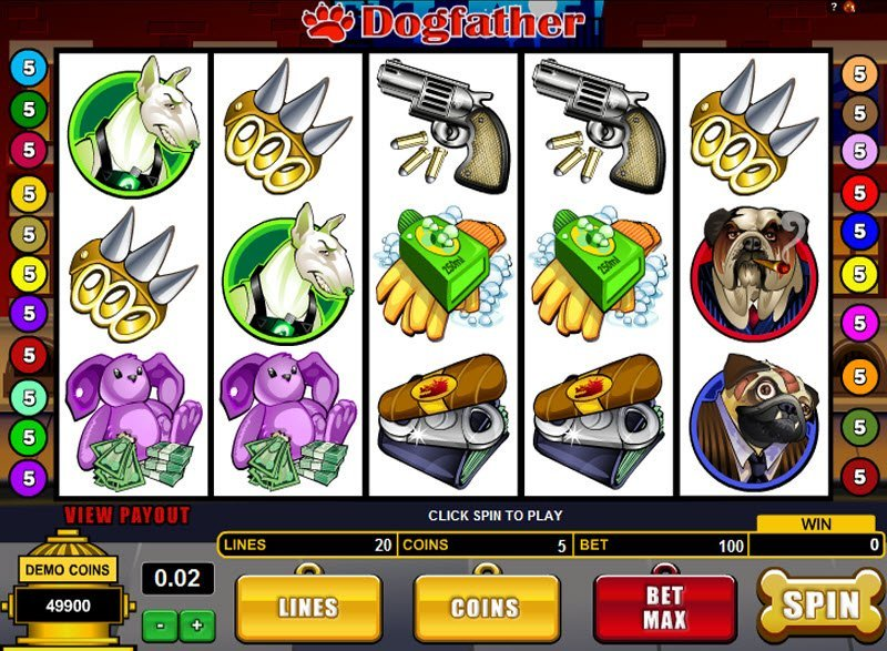 Dogfather Slot Review