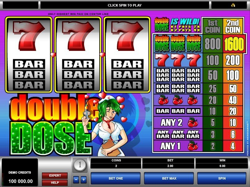 Double Dose Slot Review