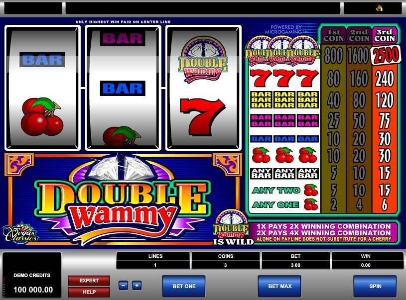 Double Wammy Slot Review