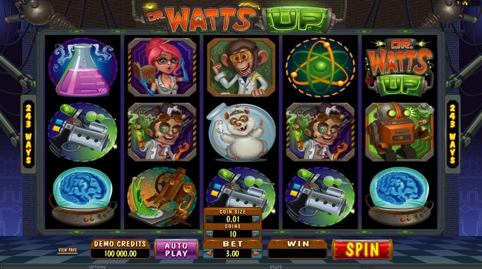 Dr Watts Up Slot Review