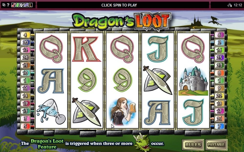 Dragons Loot Slot Review