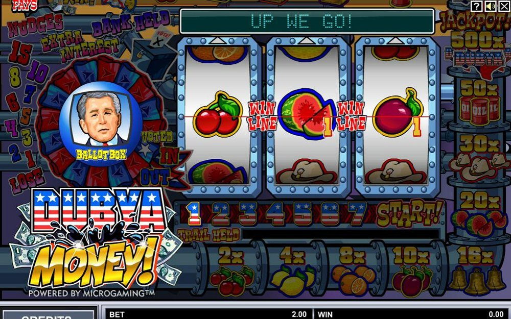 Dubya Money Slot Review