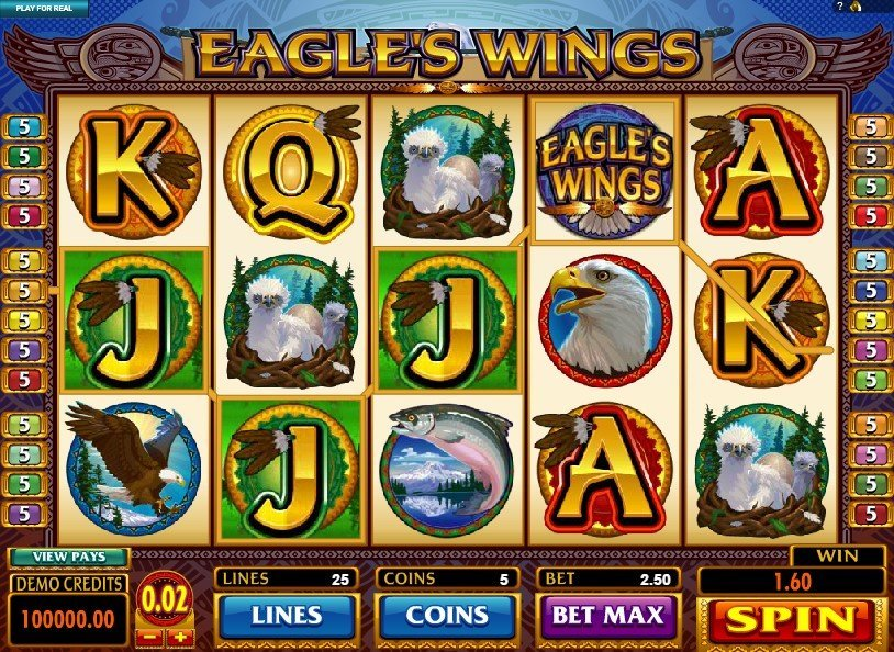 Eagles Wings Slot Review
