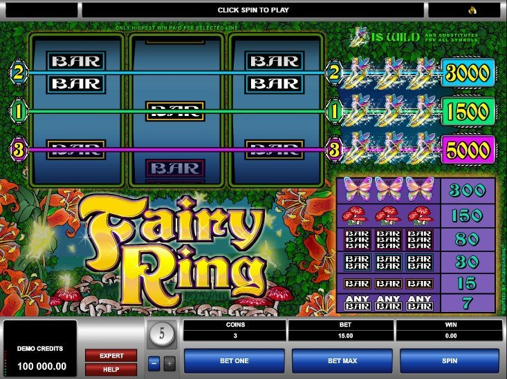 Fairy Ring Slot Review