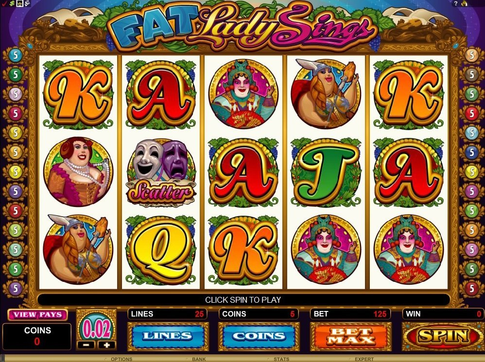 Fat Lady Sings Slot Review
