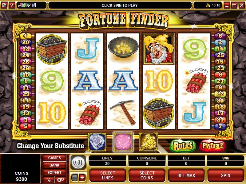 Fortune Finder Slot Review