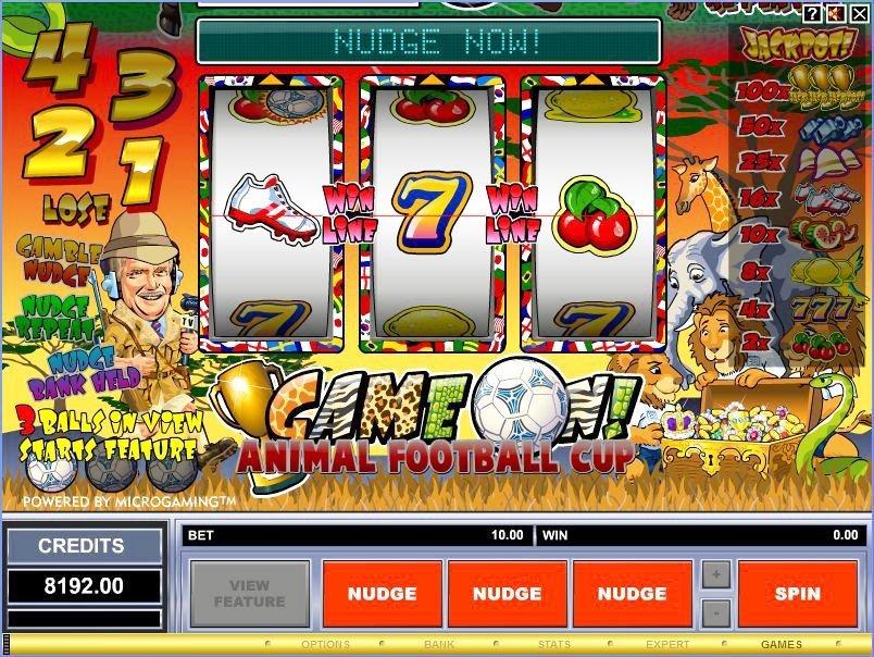 Game On Slot Review