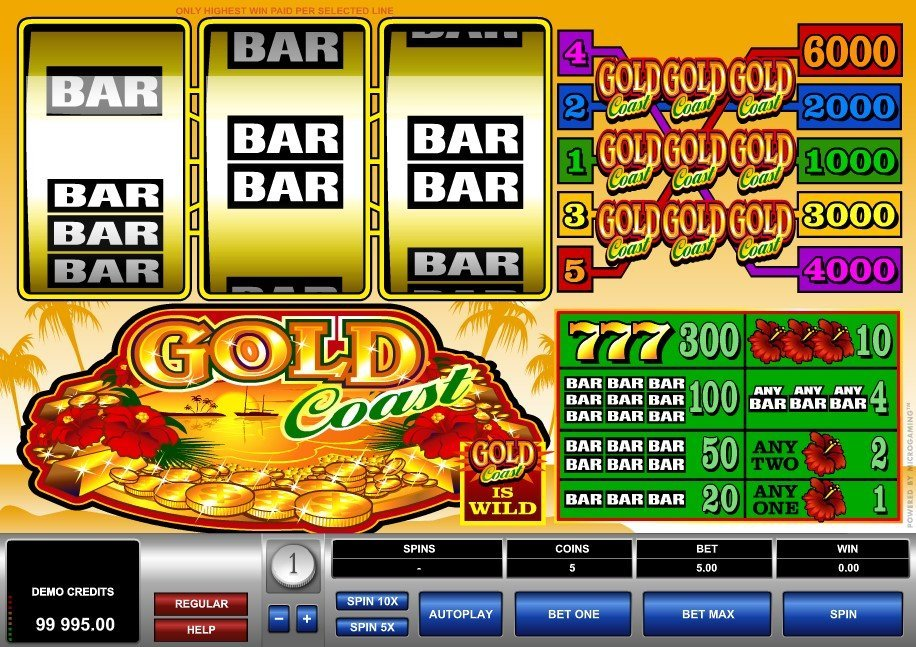 Gold Coast Slot Review