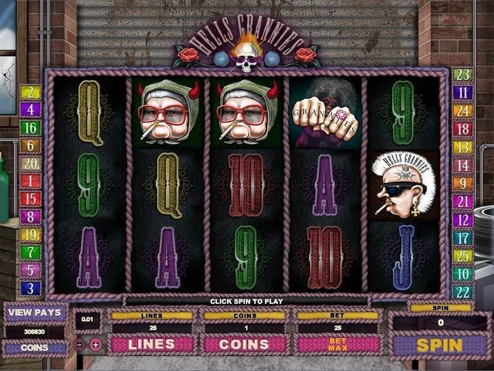Hells Grannies Slot Review