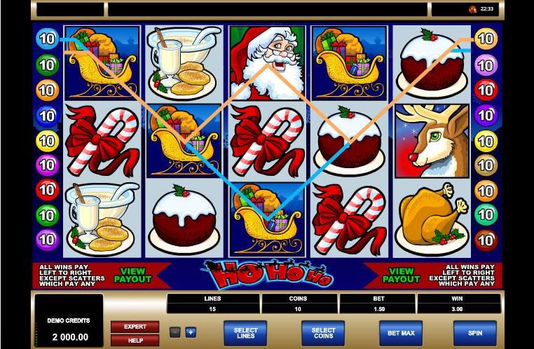 Ho Ho Ho Slot Review
