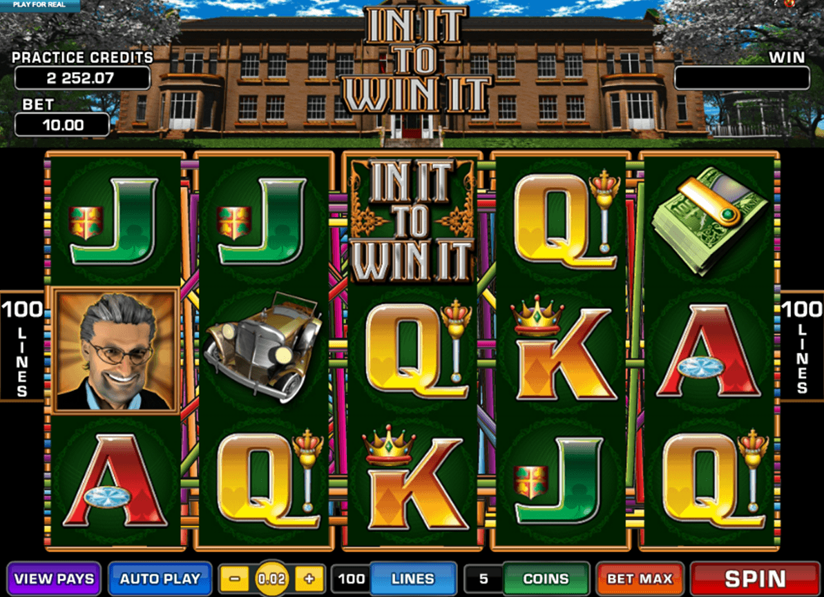 In It To Win It Slot Review