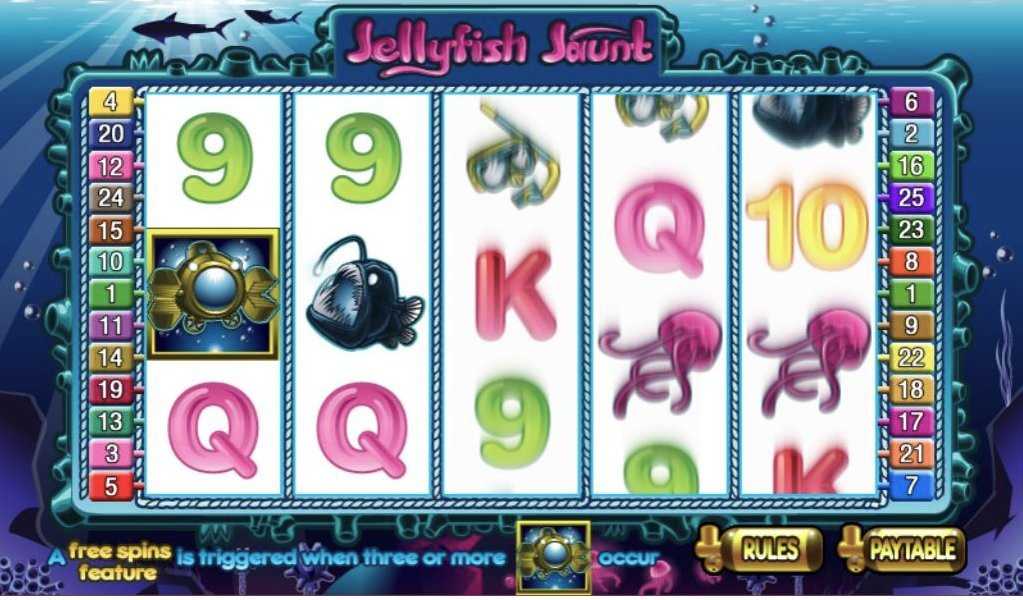 Jellyfish Jaunt Slot Review