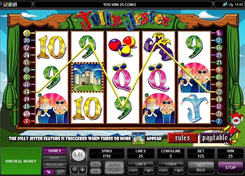 Vegas nights casino slots