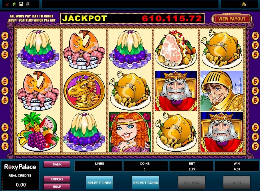 King Cashalot Slot Review
