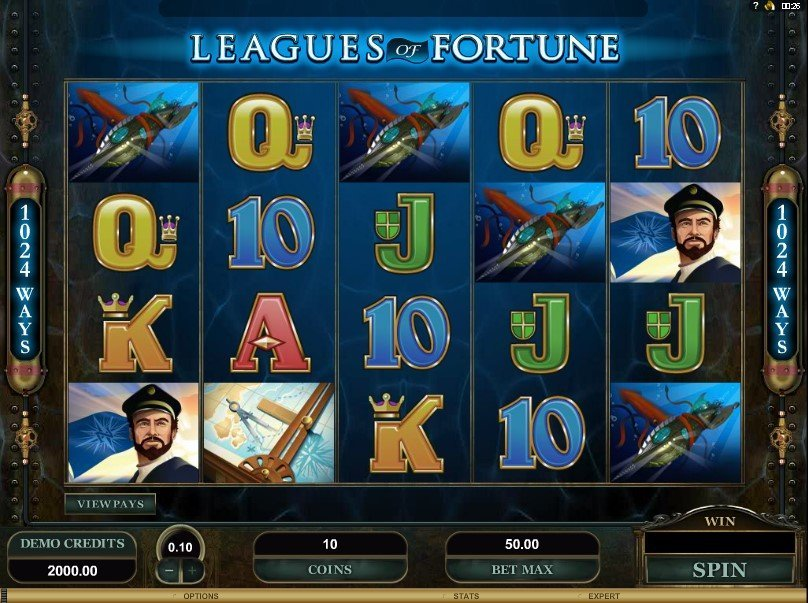 Leagues Of Fortune Slot Review